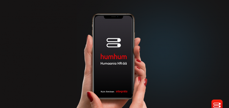 Integrata HumHum sovellus