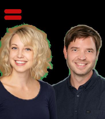 Integrata RoboPalkkahallinto 2020 Senna Lehtonen ja Riku Honkanen
