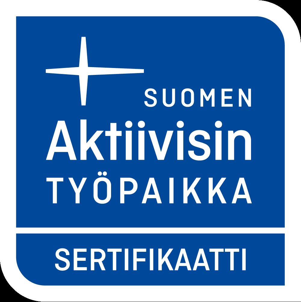 Integrata Suomen Aktiivisn Työpaikka