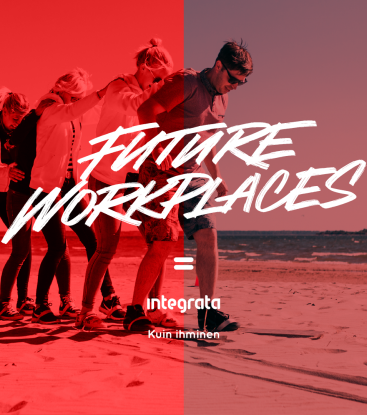 Integratalle Future Worklaces -sertifikaatti