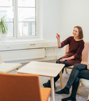 Mirja Kanerva kehittää Integratan asiakkuuksia