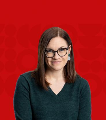Integratalainen työoikeuden asiantuntija Anna-Maija Marjakangas